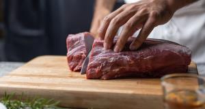 La carne del Casale © Ottavio Giannella